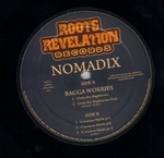 BAGGA WORRIES & NOMADIX only the righteous / creation myth