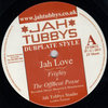 FRIGHTY & OFFBEAT POSSE  jah love - dub / G RIDDIM & KING SIMEON robots revenge
