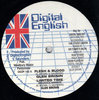 GLEN BROWN flesh & blood / MIKEY JARRET babylon / GUSSIE P & DIGITAL ENGLISH raw dub