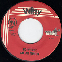 SUGAR MINOTT no wicked / version
