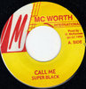 SUPER BLACK call me / version