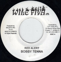BOBBY TENNA red alert / version
