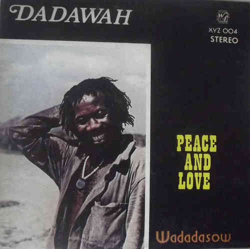 DADAWAH aka RAS MICHEAL peace and love LP