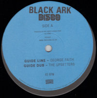 GEORGE FAITH & THE UPSETTERS guideline - dub / conscious guide - conscious guide slight return