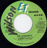 BUNNY LYE LYE mr dyno-mite / JAH THOMAS AND RADICS dynamite dub