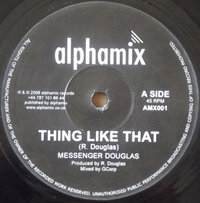 MESSENGER DOUGLAS share with me - dub / thing like that - dub
