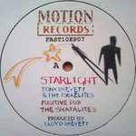 TONY BREVETT & THE ISRAELITES starlight - fugitive dub / SKATALITES sealing dub - starlight version