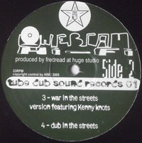 MADU VIBRONICS chose your friends - dub / KENNY KNOTTS war in the streets - dub