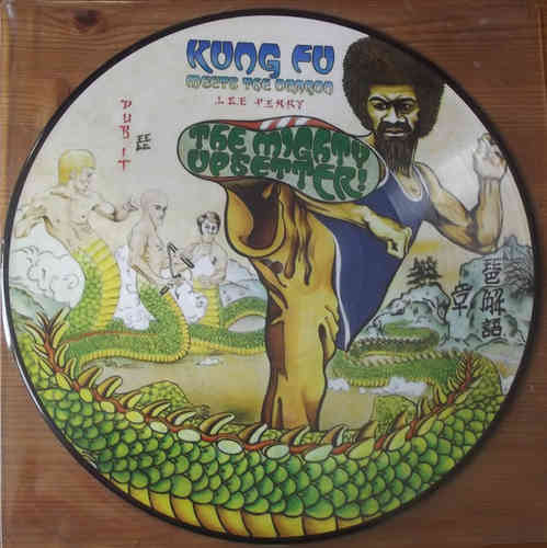 THE MIGHTY UPSETTERS entering the dragon PICTURE DISC LP