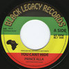 PRINCE ALLA you can hide / KEETY ROOTS running dub