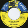 KING ATORNEY (icho candy ?) captain sellassie / ROOTS RADICS chipping version