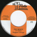 REGGAE GEORGE fig root / roots version wise
