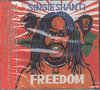 SINGIE SHANTI & MIGHTY MASSA freedom  CD