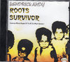 KENDRICK ANDY feat MARTIN CAMPBELL roots survivor CD