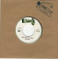 ALEAS JUBE righteous land / THE UPSETTERS righteous dub