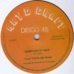 TONY TUFF & JAH STITCH rumours of war - dub / ART & CRAFT PLAYERS rumours of war version