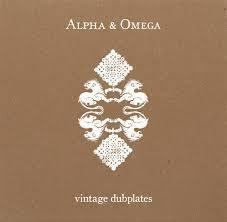 "ALPHA & OMEGA vintage dubplate x 2 7"" box"