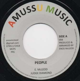 JUDGE DIAMOND people / version