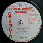THE CHANTELLS rosemarie - dub / back in these arms - version