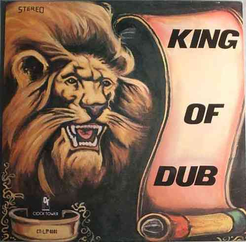 KING TUBBY king of dub LP