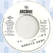 HORACE ANDY pure ranking / KING TUBBY version