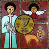 RAS MYKHA mighty jahovia - SHACKY NORMAN oneness in dub / ROOTS ISTA POSSE jahoviah dub - version