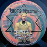 RICK WAYNE & RAS MUFFET love jah and live - dub / render your heart - dub