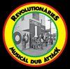 REVOLUTIONARIES musical dub attack LP