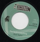 ROD TAYLOR the lord is watching / dub plate mix