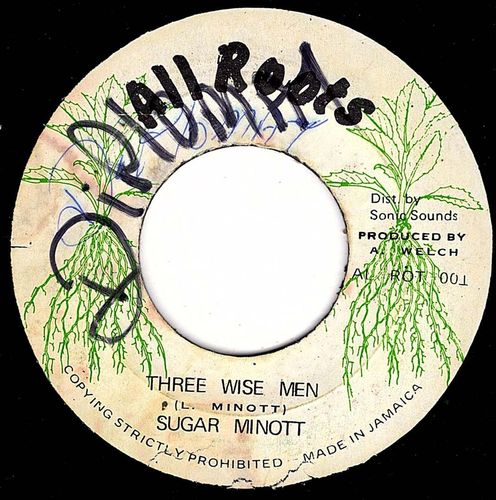 SUGAR MINOTT three wise men / version
