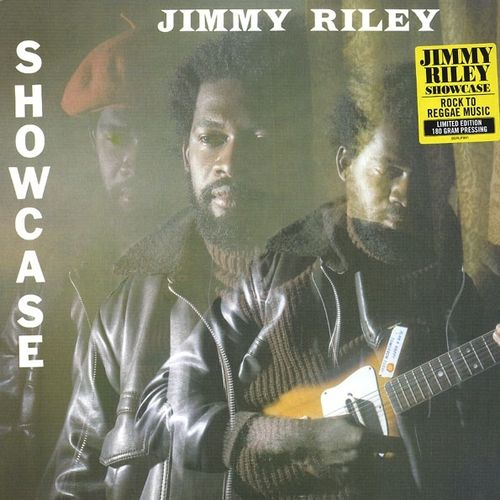 JIMMY RILEY showcase LP