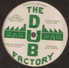 DUB FACTORY the beast - part 2 & 3 / the message - dub message - kingpin intro