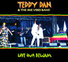 TEDDY DAN & THE IRIE VIBES BAND live in beljam  CD
