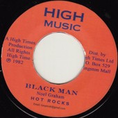 HOT ROCKS black man / HIGH TIMES PLAYERS part two