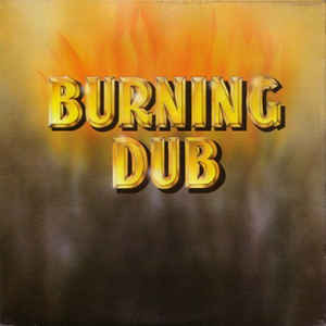 REVOLUTIONARIES burning dub LP