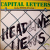 CAPITAL LETTERS headline news LP