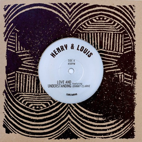 HENRY & LOUIS feat JOHNNY CLARKE love and understanding / dub
