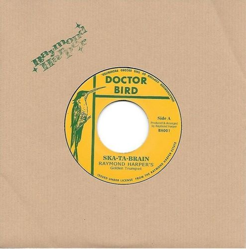 RAYMOND HARPER ska-ta-brain / RAYMOND HARPER & MELODY MAKERS no other love