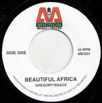 GREGORY ISAACS beautiful africa / version