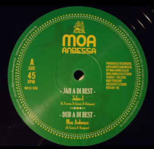 JULES I  jah a di best - MOA ANBESSA dub / PRINCE DAVID everliving - SMILING ROOTS melodica cut