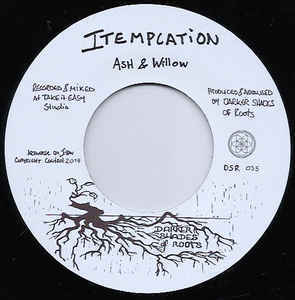 RAS ICO & THE SHADES like the raindrops / ASH & WILLOW itemplation