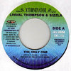 LINVAL THOMPSON & SIZZLA the only one / version