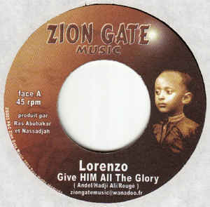 LORENZO give him all the glory / prions jah version