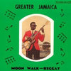 VARIOUS ARTISTS greater jamaica moon walk reggay LP