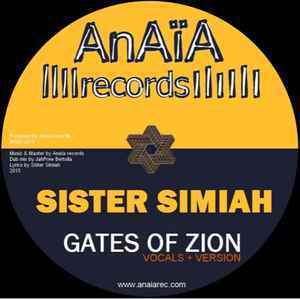 SISTER SIMIAH gate of zion / JAH FREE gates of dubs