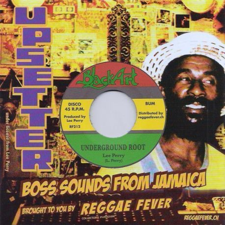 LEE PERRY underground roots / UPSETTERS roots underground