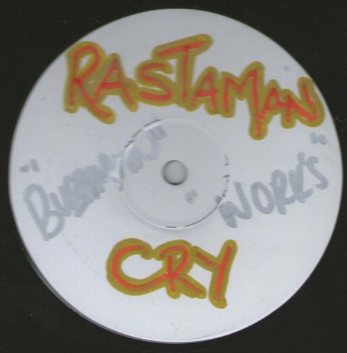 BUSHMAN rastaman cry - verse 1 - verse 2 / umojah - verse 1 - verse 2 TEST PRESS