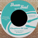 KENNETH WILSON chapters of life / DRUM BEAT ALL STARS good life