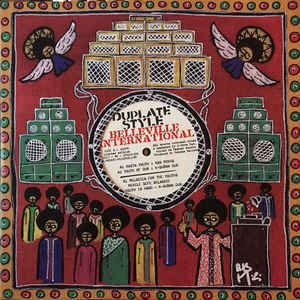 RAS MYKHA rasta youth - K-SHANN DUB dub / MEKELE SEFE  SELLASSIE melodica for the youth - dub