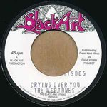THE HEPTONES crying over you / THE UPSETTERS crying dub
